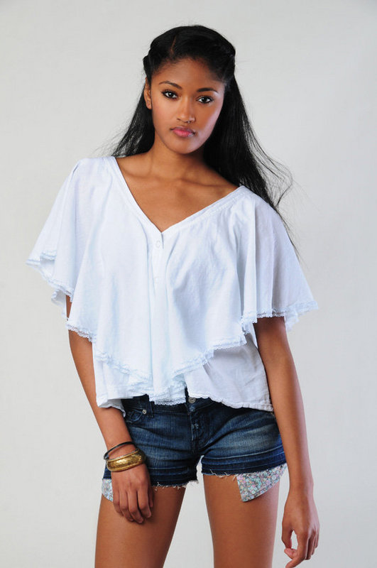 Seneca Rising Aurora Top at Tobi :  top blouse designer tobi